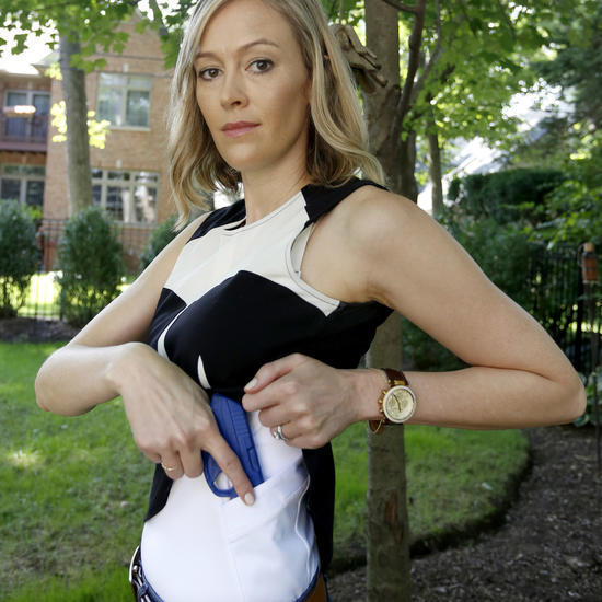Concealed Carry Shirts For Women