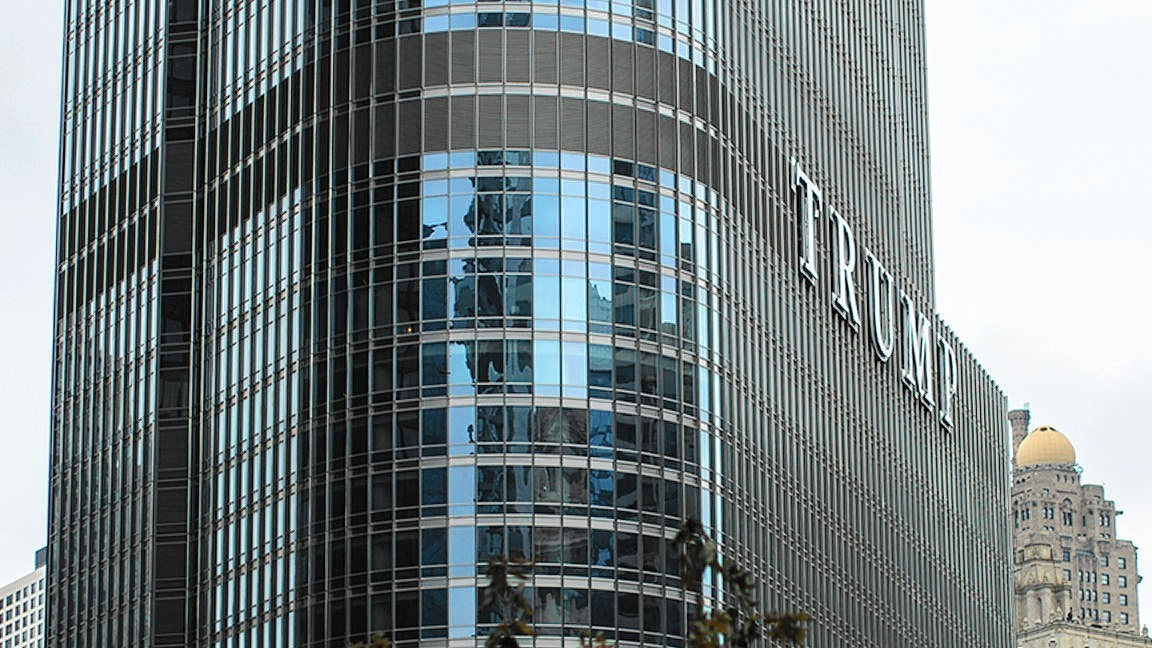 Trump Tower Condo Lists For 12 7 Million Chicago Tribune