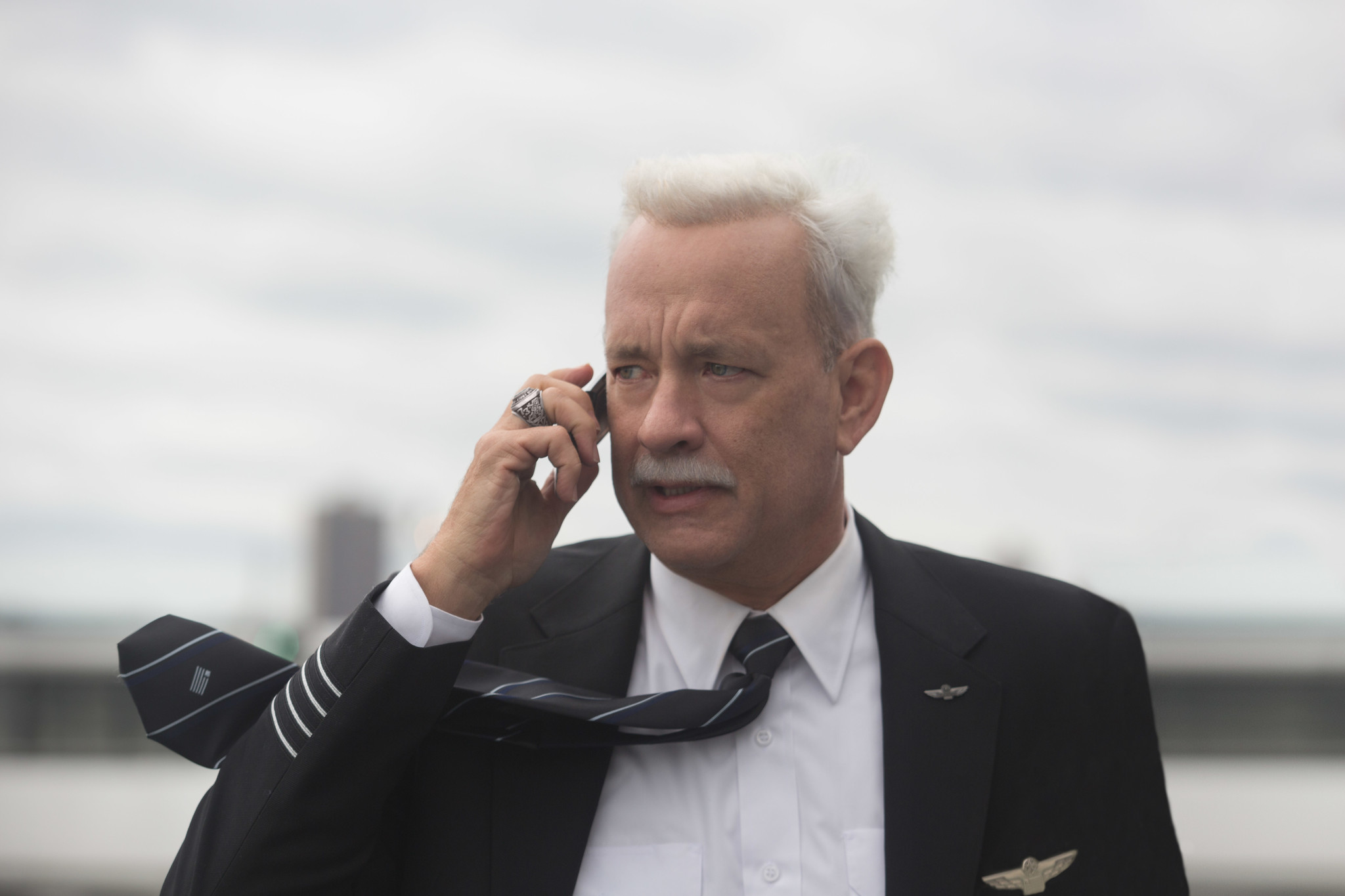 'Sully' is the last straw: You should never travel with Tom Hanks