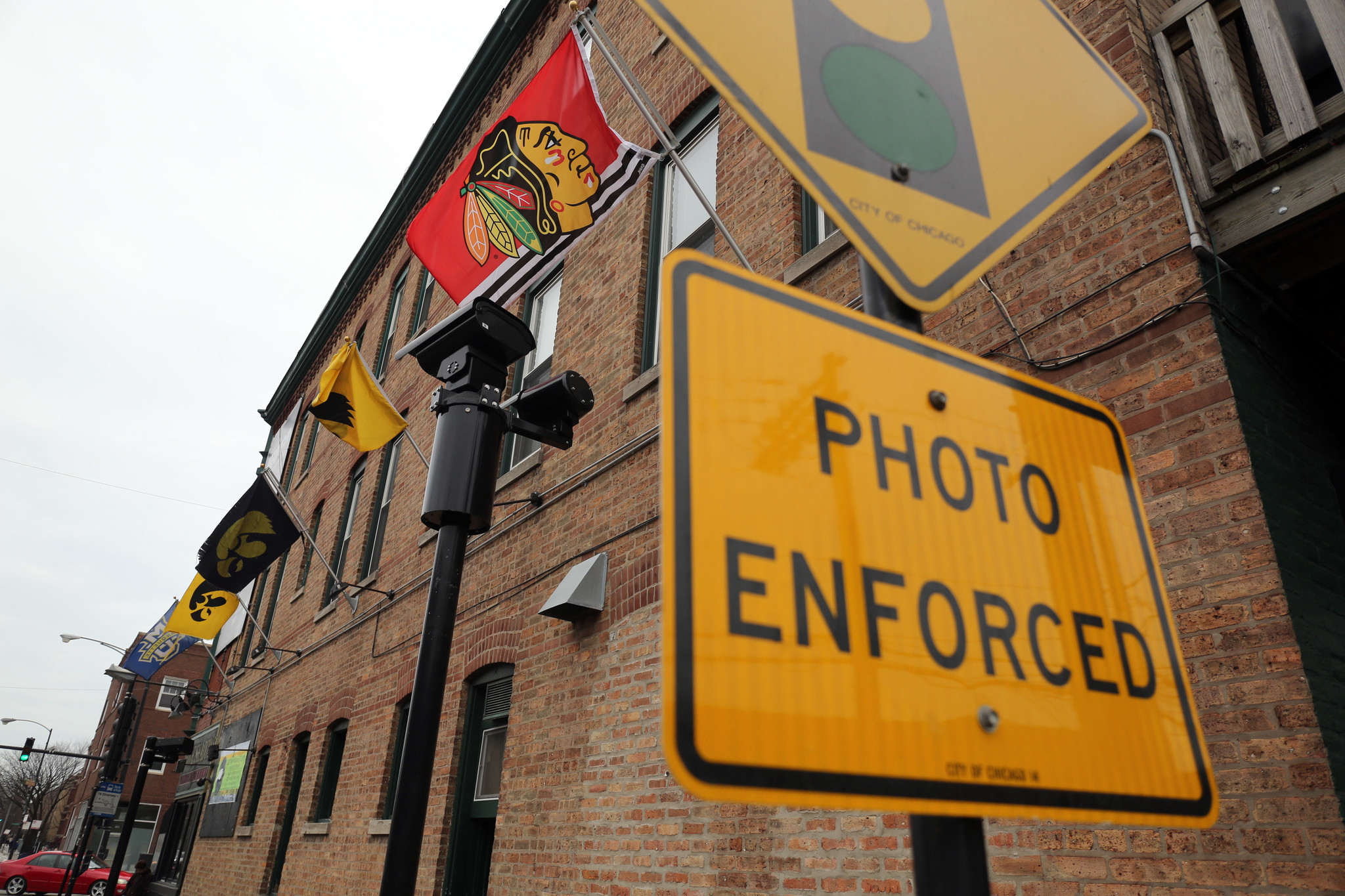 Good Emanuel To Let 1.5 Million Traffic Camera Tickets Be Contested; Refunds No  Sure Thing   Chicago Tribune