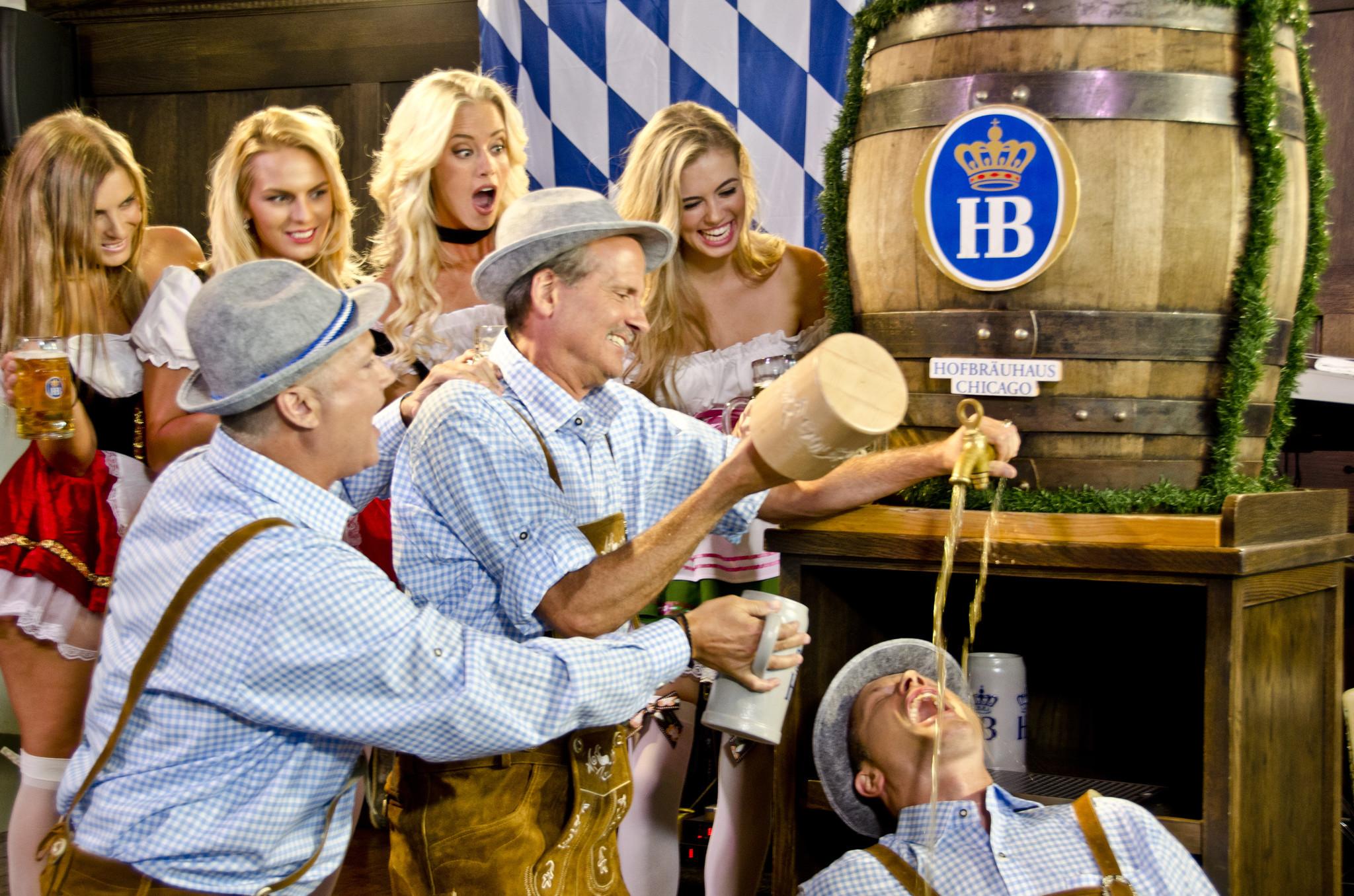 Berghoff moves Oktoberfest inside, plus 12 more ...