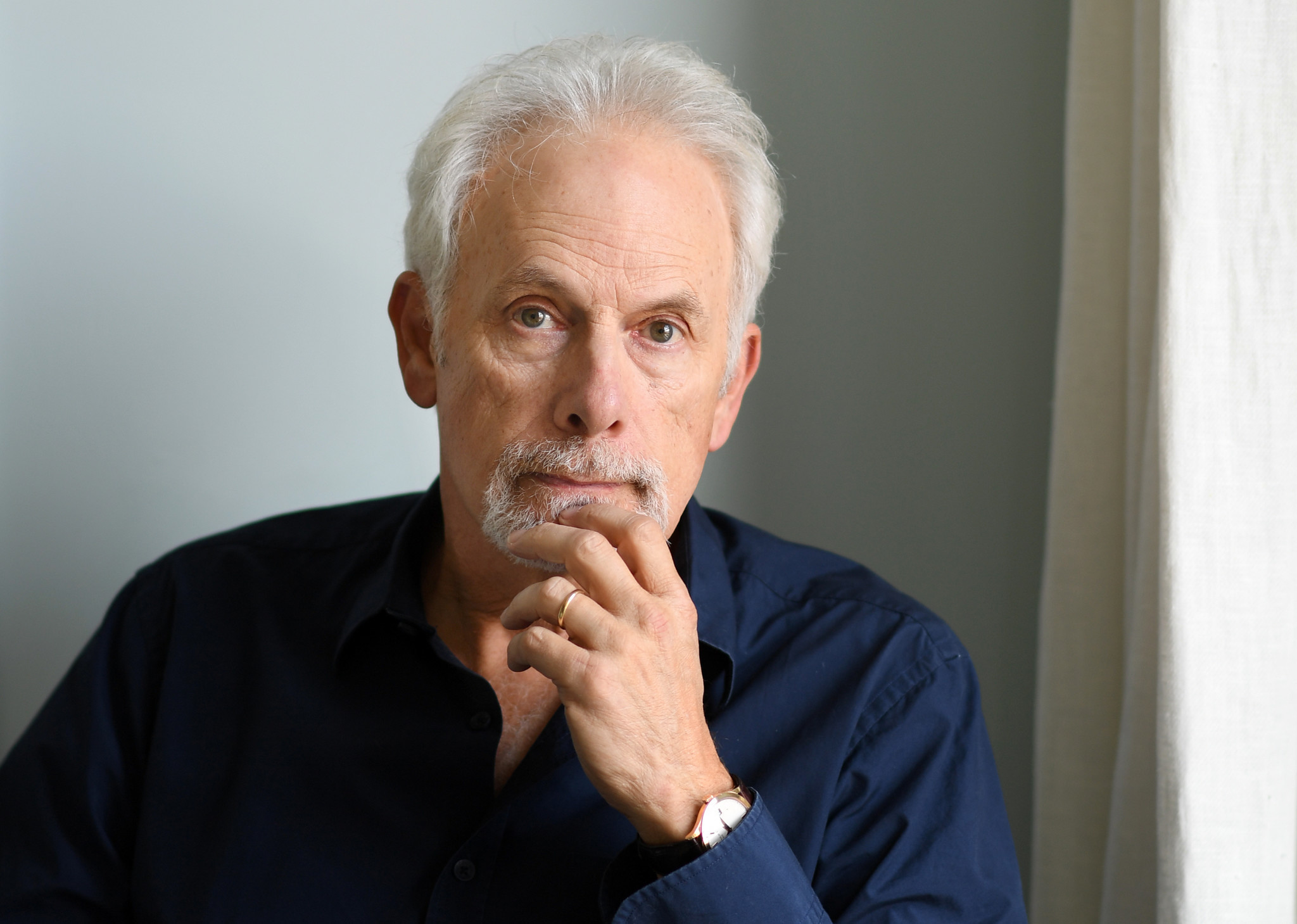 "Filmmaker Christopher Guest's ""Mascots"" has its world premiere as part of the Toronto International Film Festival. (Christina House / For The Times)"