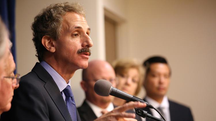 Los Angeles City Atty. Mike Feuer (Glenn Koenig / Los Angeles Times)