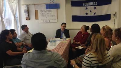 Piden intervención del presidente hondureño para abrir consulado en norte de California
