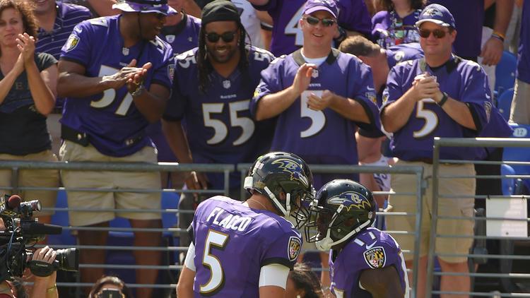 Ravens vs. Bills pictures