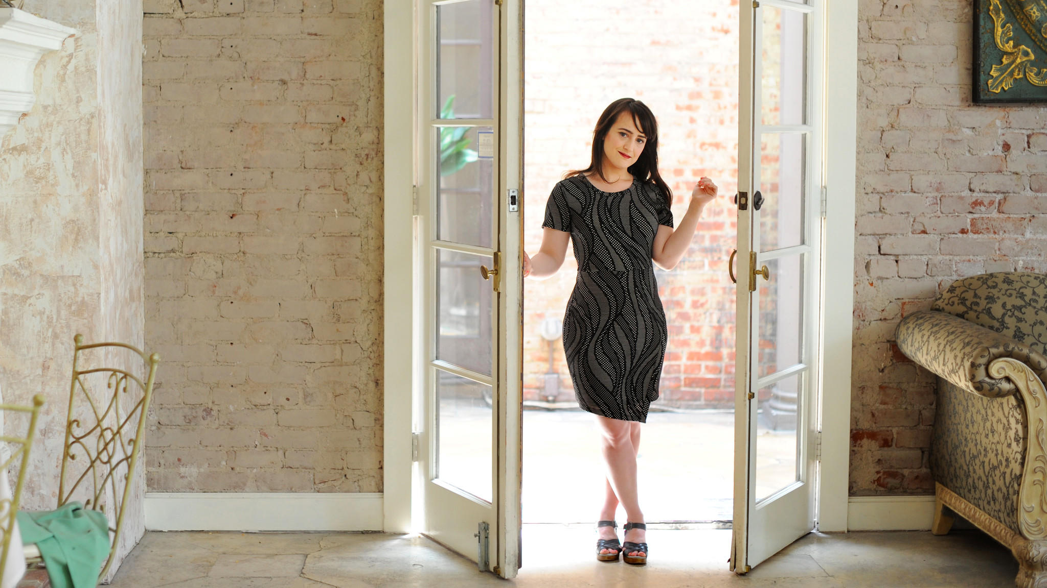 Mara Wilson. (Christina House / For The Times)