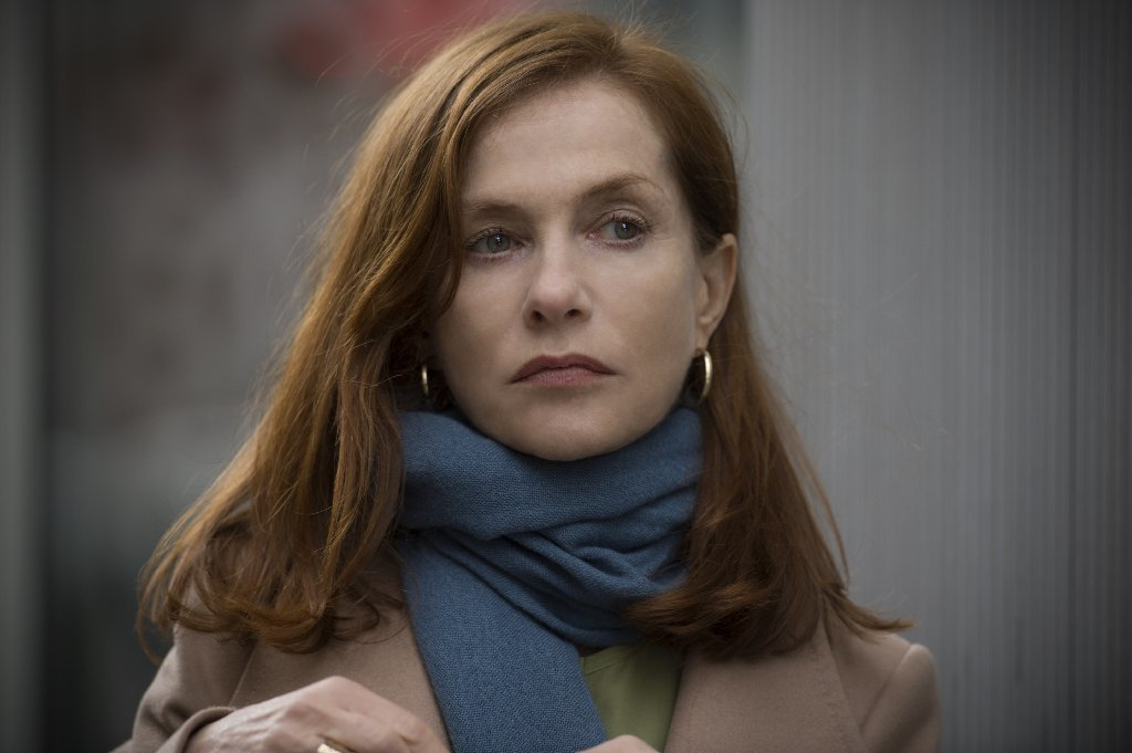 "Isabelle Huppert in ""Elle,"" one of three movies she has at the Toronto Film Festival. (Sony Pictures Classics)"