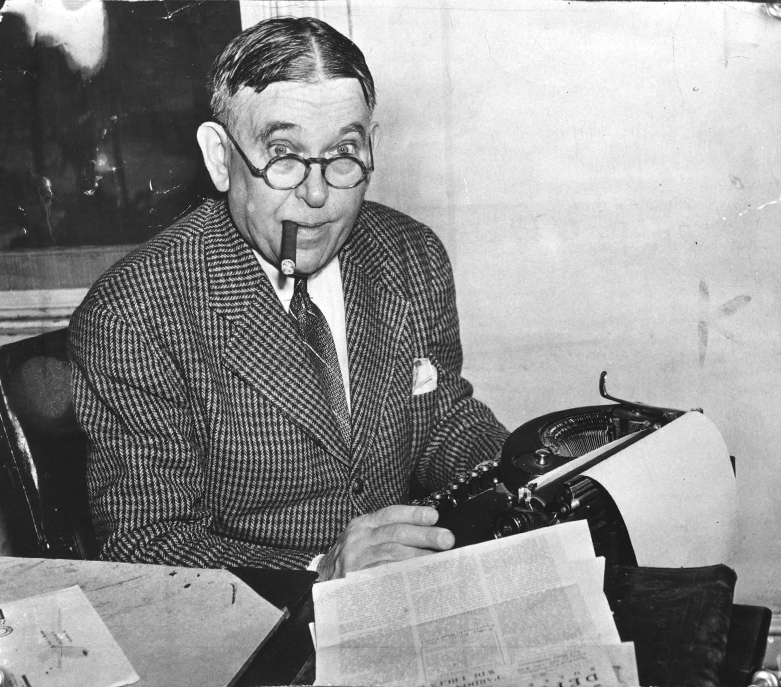 H.L. Mencken, the 'Sage of Baltimore' - Baltimore Sun