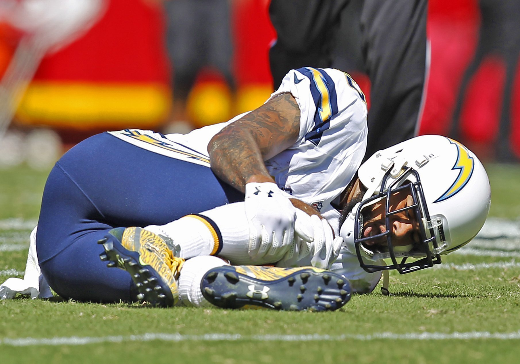 Early Diagnosis For Keenan Allen A Torn Acl The San