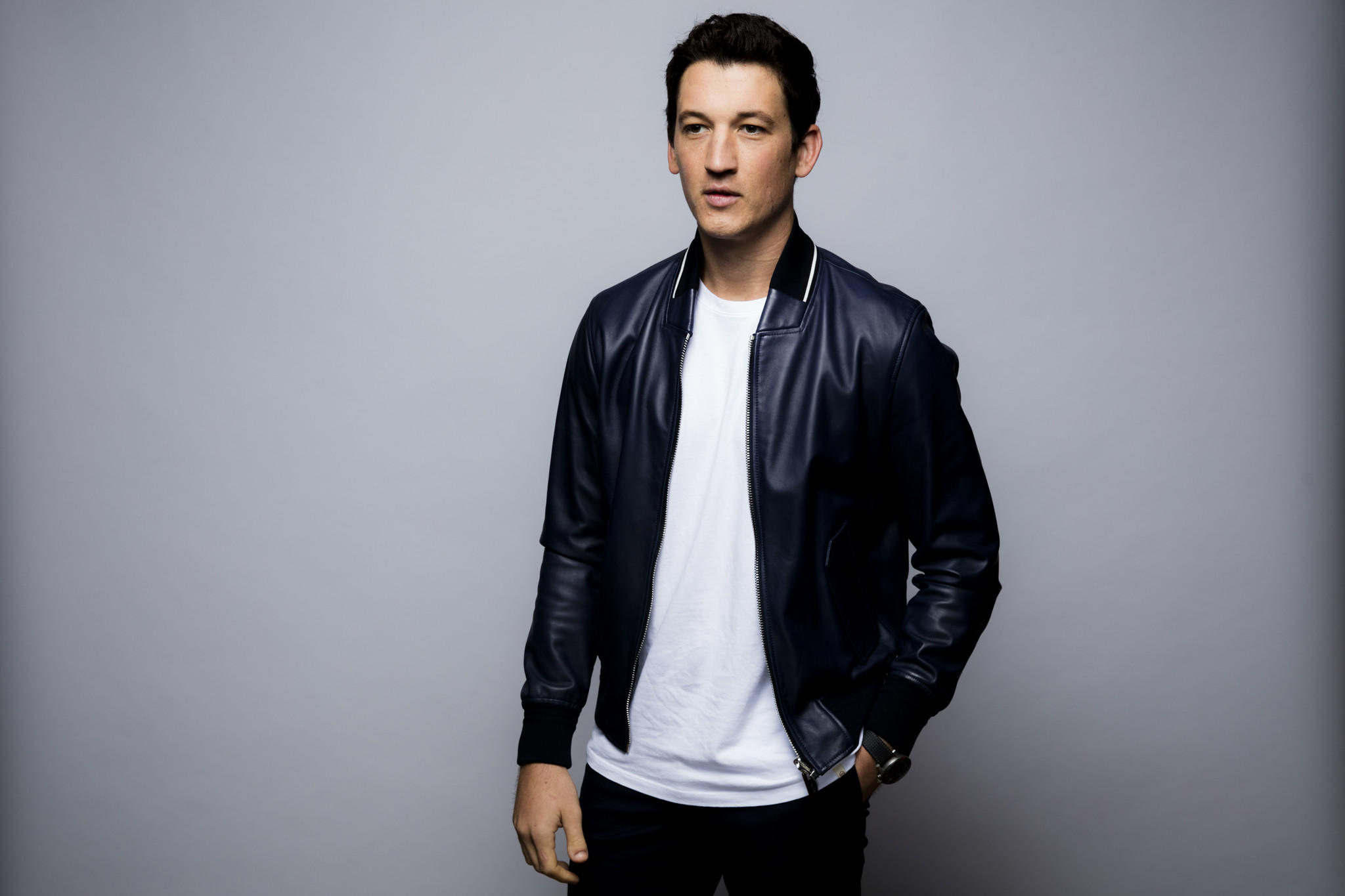 "Miles Teller of ""Bleed for This."" (Jay L. Clendenin / Los Angeles Times)"