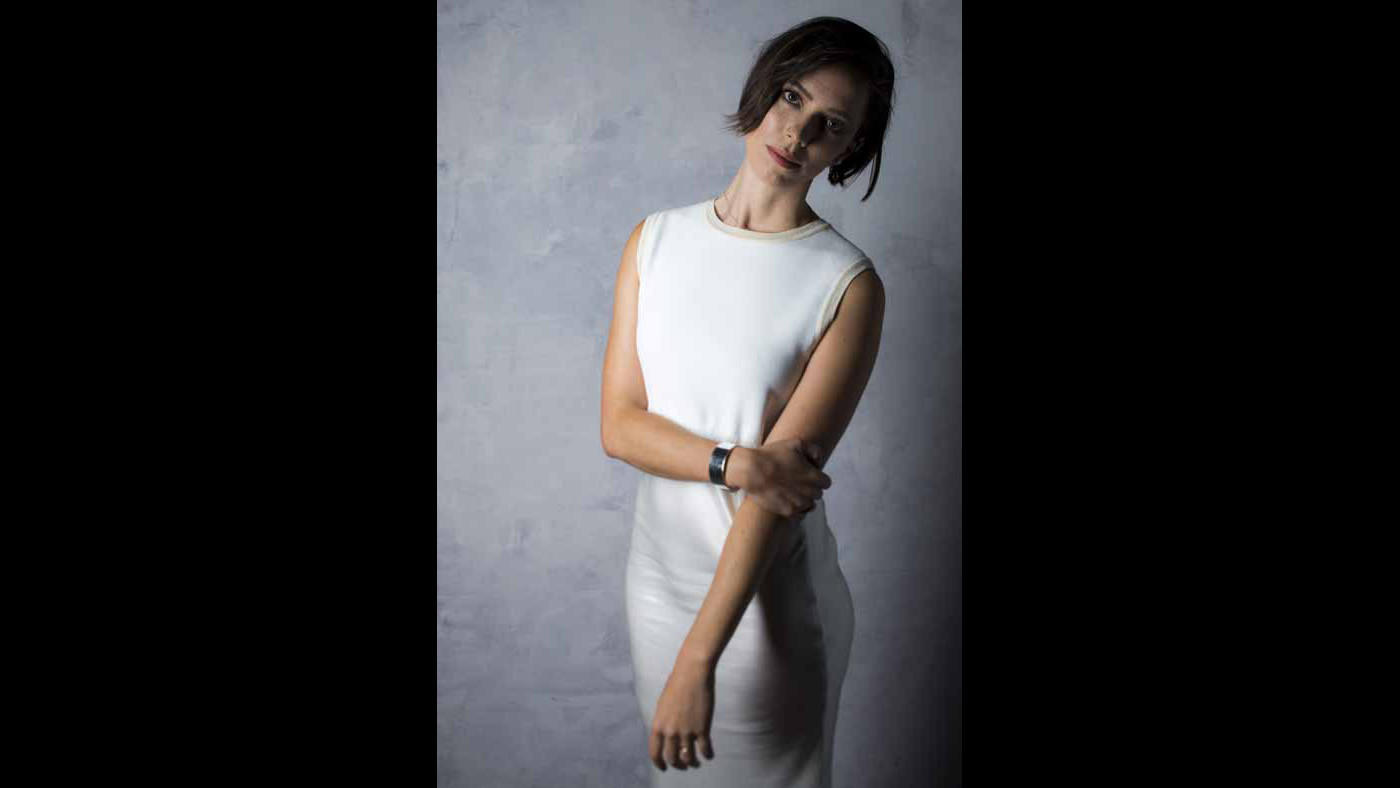 """Christine"" star Rebecca Hall. (Jay L. Clendenin / Los Angeles Times)"