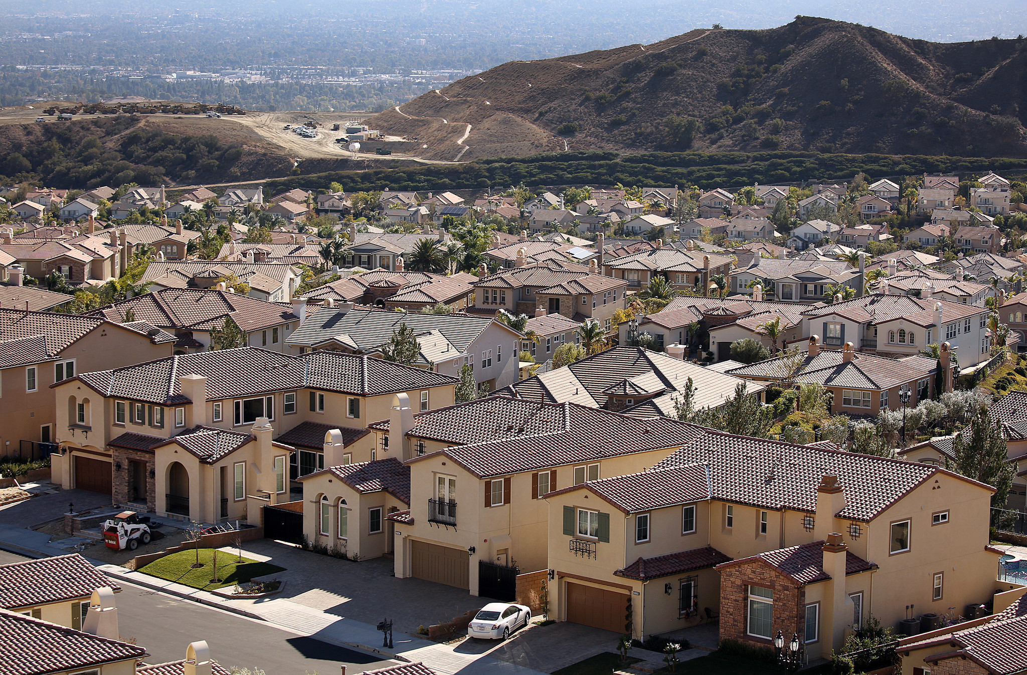 Southern California Gas To Pay Million Settlement Over Massive - Los angeles map porter ranch