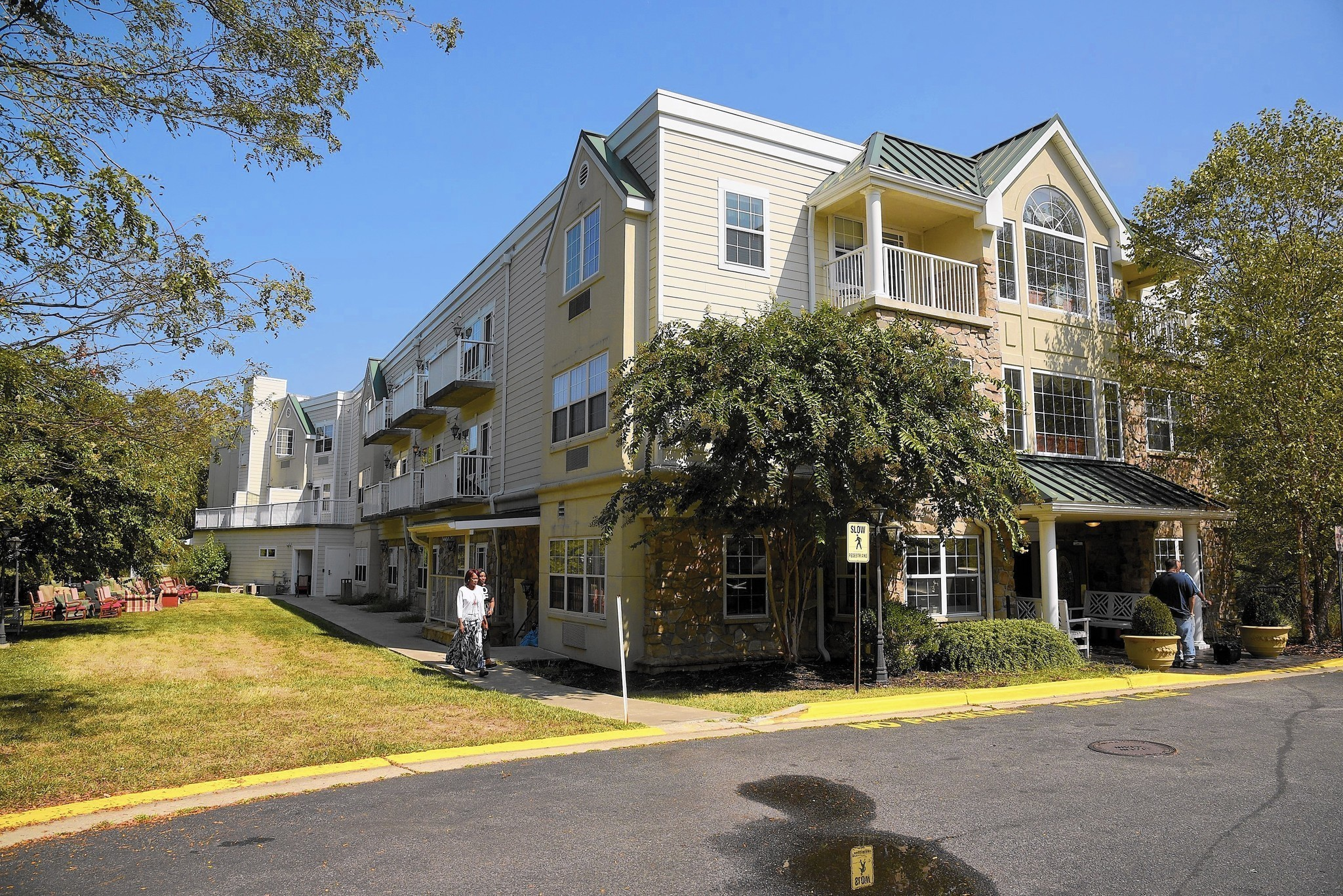 Investigation Continues Into Fire At Severna Park Assisted Living Facility