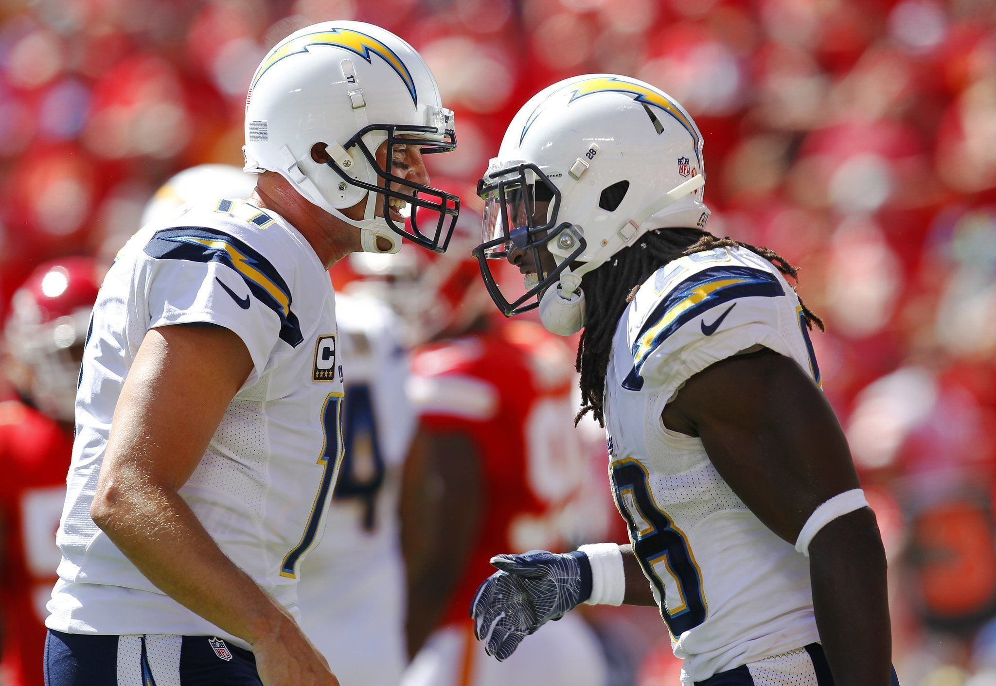 Melvin Gordon Scores Then Spectates In Loss The San