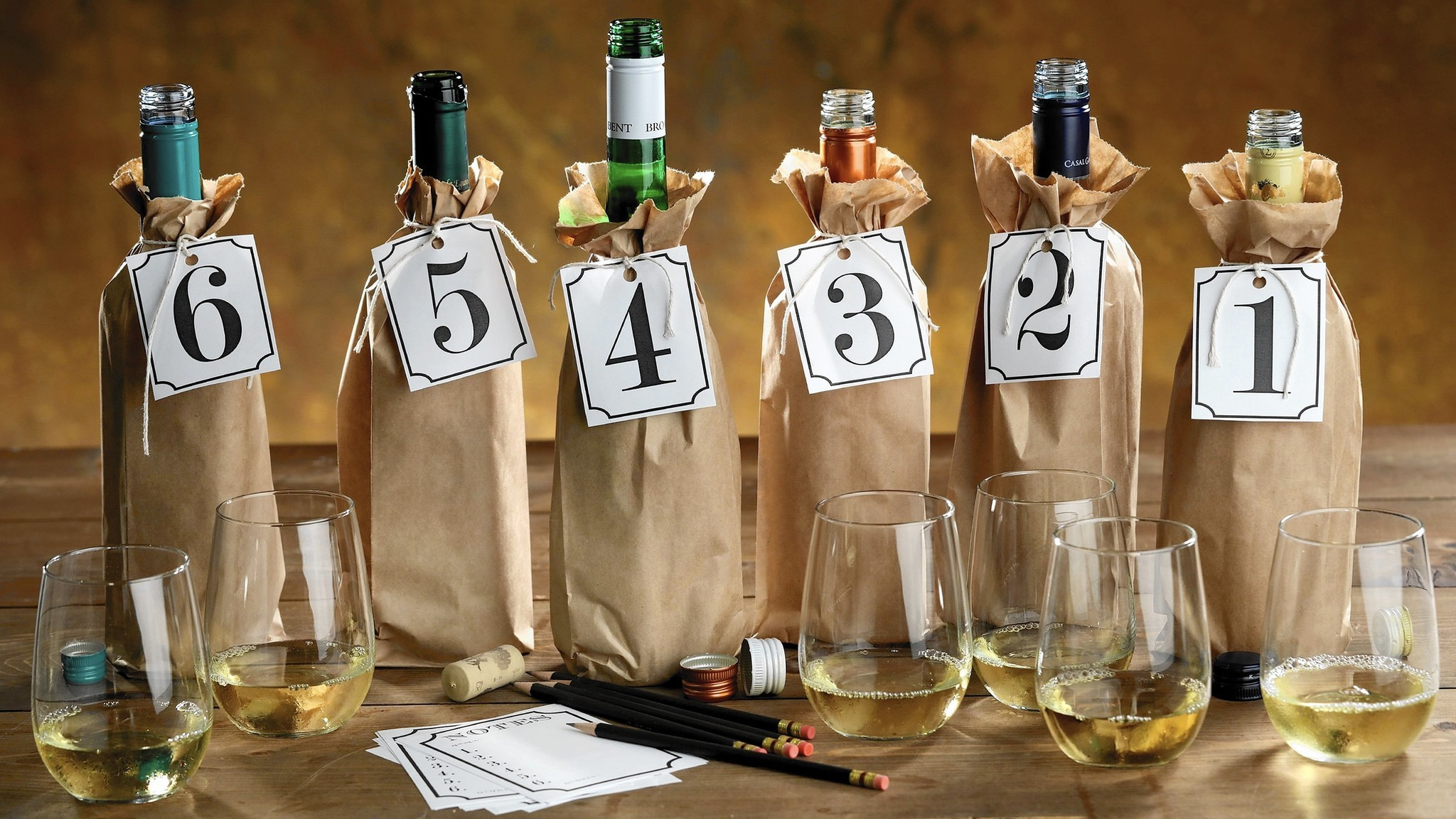 How To Host A Wine Tasting At Home And Not Get Drunk