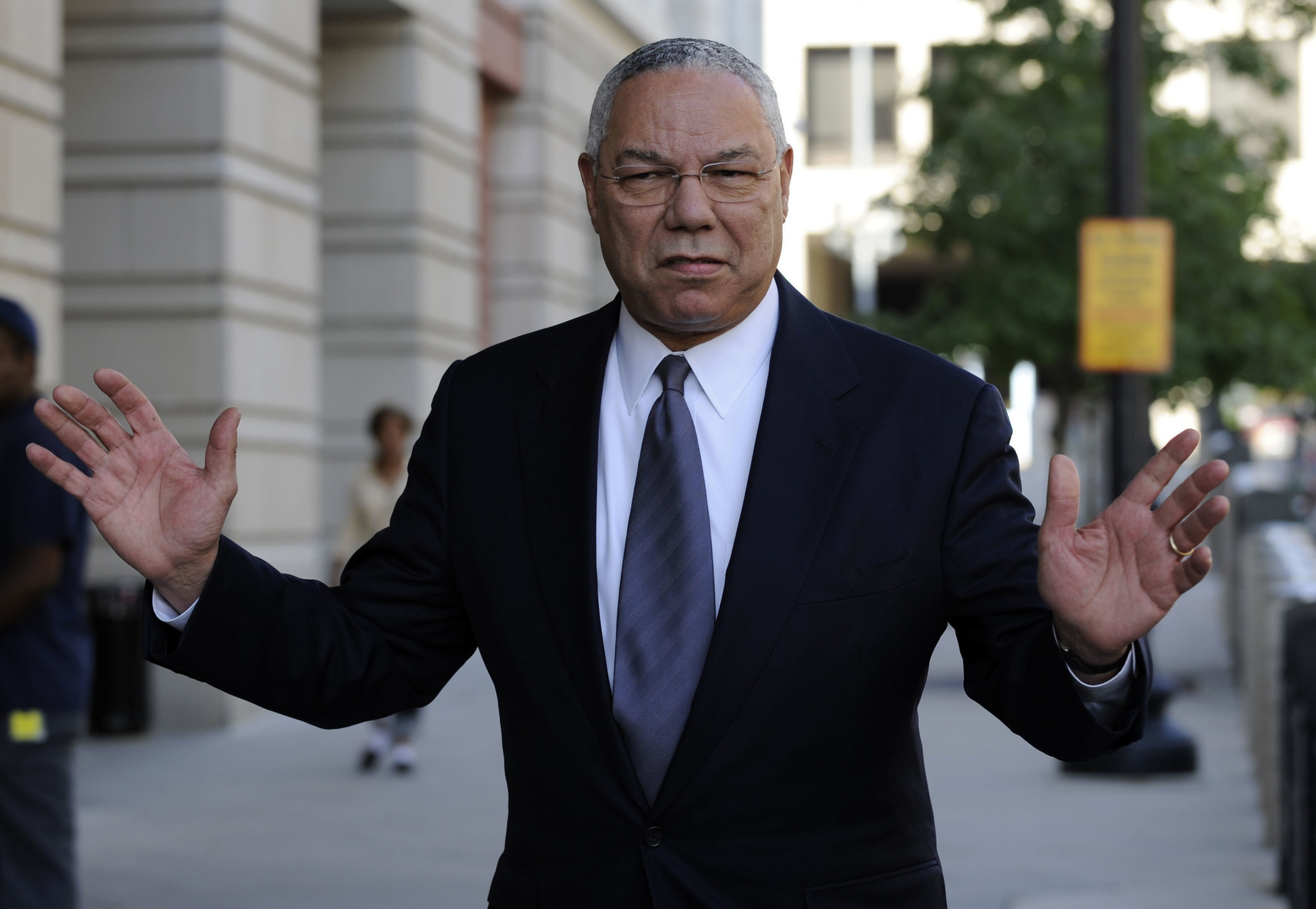 Is Collin Powell Dead (politically).?