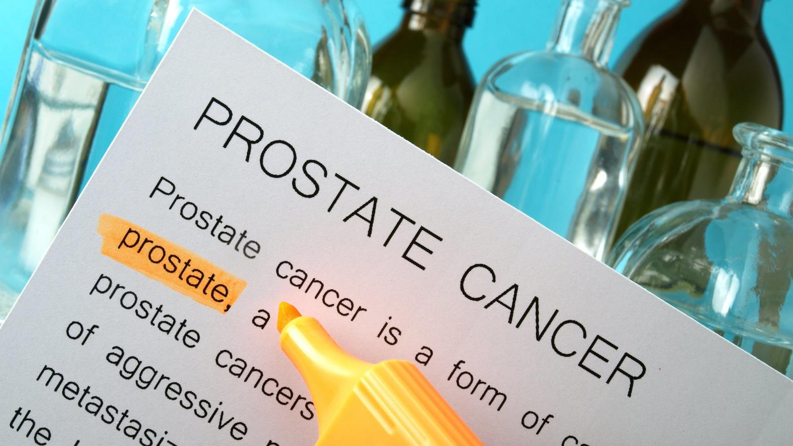 Treat or monitor early prostate cancer? The 10-year survival rate is the same. (alexdans / iStock)