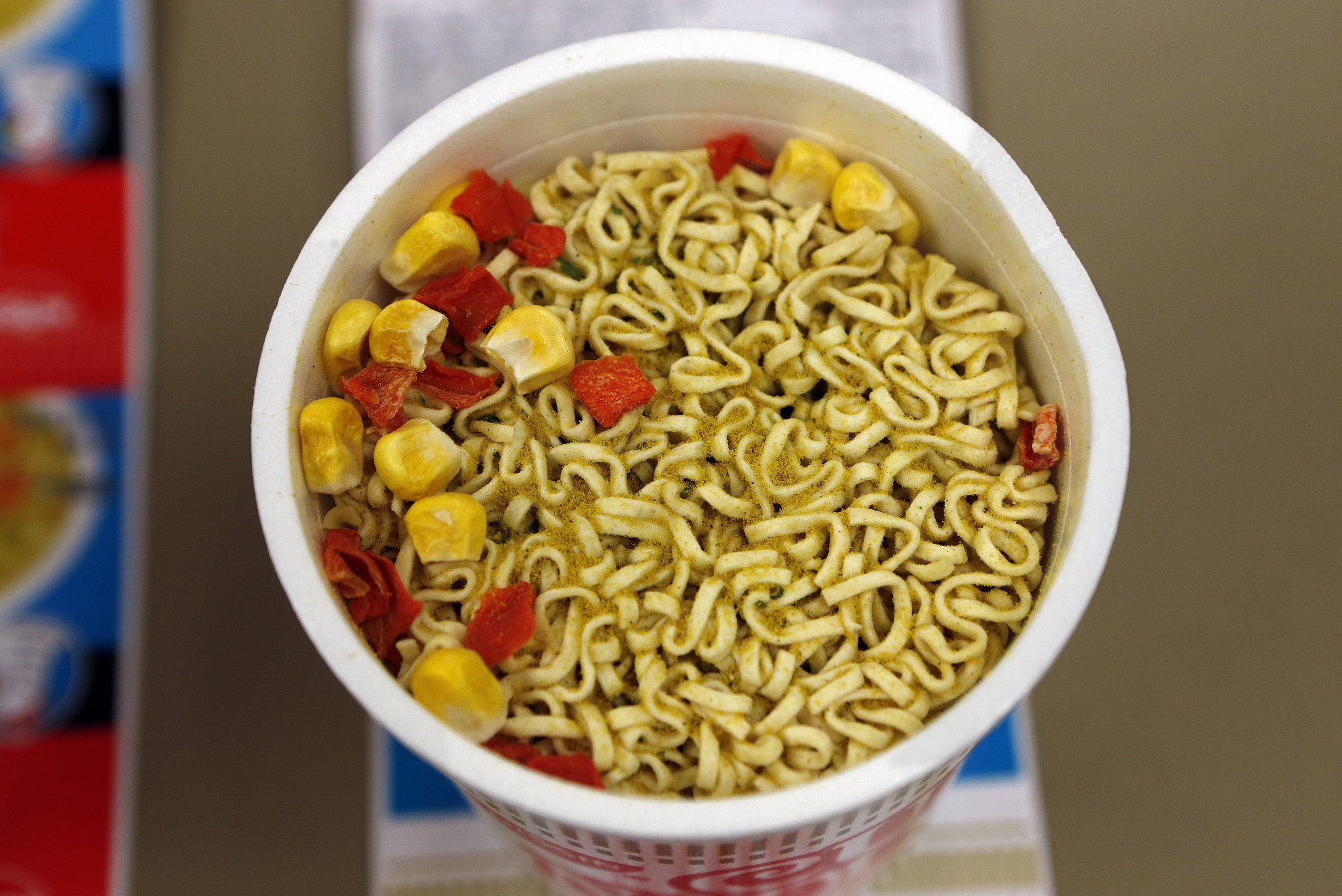 Top Ramen Cup : Cup noodles changes its recipe for the first time ever