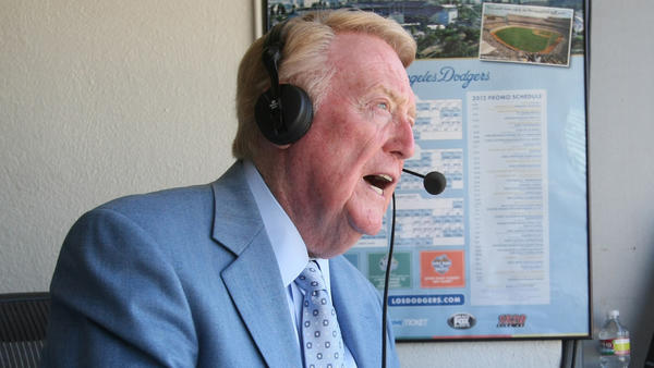 After 67 years of greatness calling Dodgers games, Vin Scully just wants to be remembered as a good man