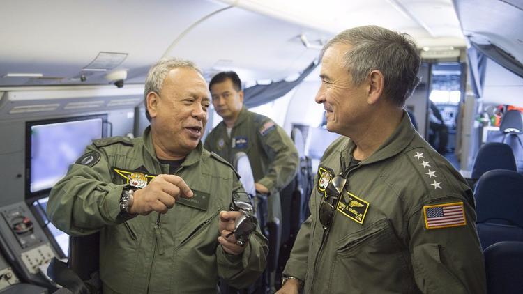 Adm. Harry Harris visits Malaysia