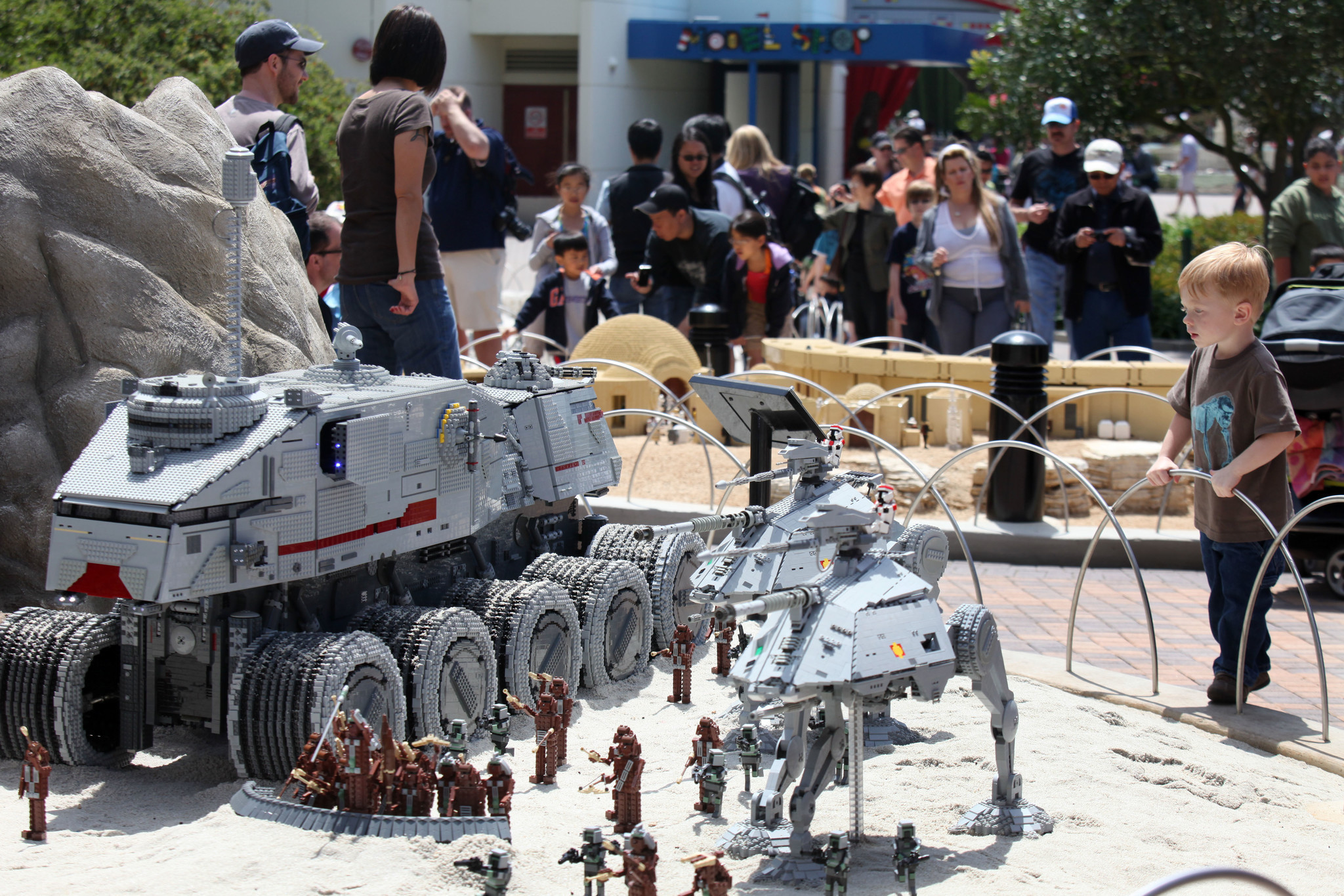 Legoland Adding To Star Wars Land Water Park The San