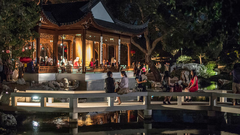 The Huntington's Chinese Garden. (Martha Benedict / Huntington Library)