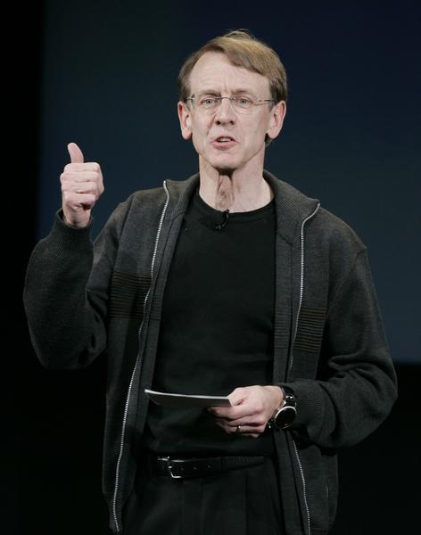 Venture capitalist John Doerr in 2008.