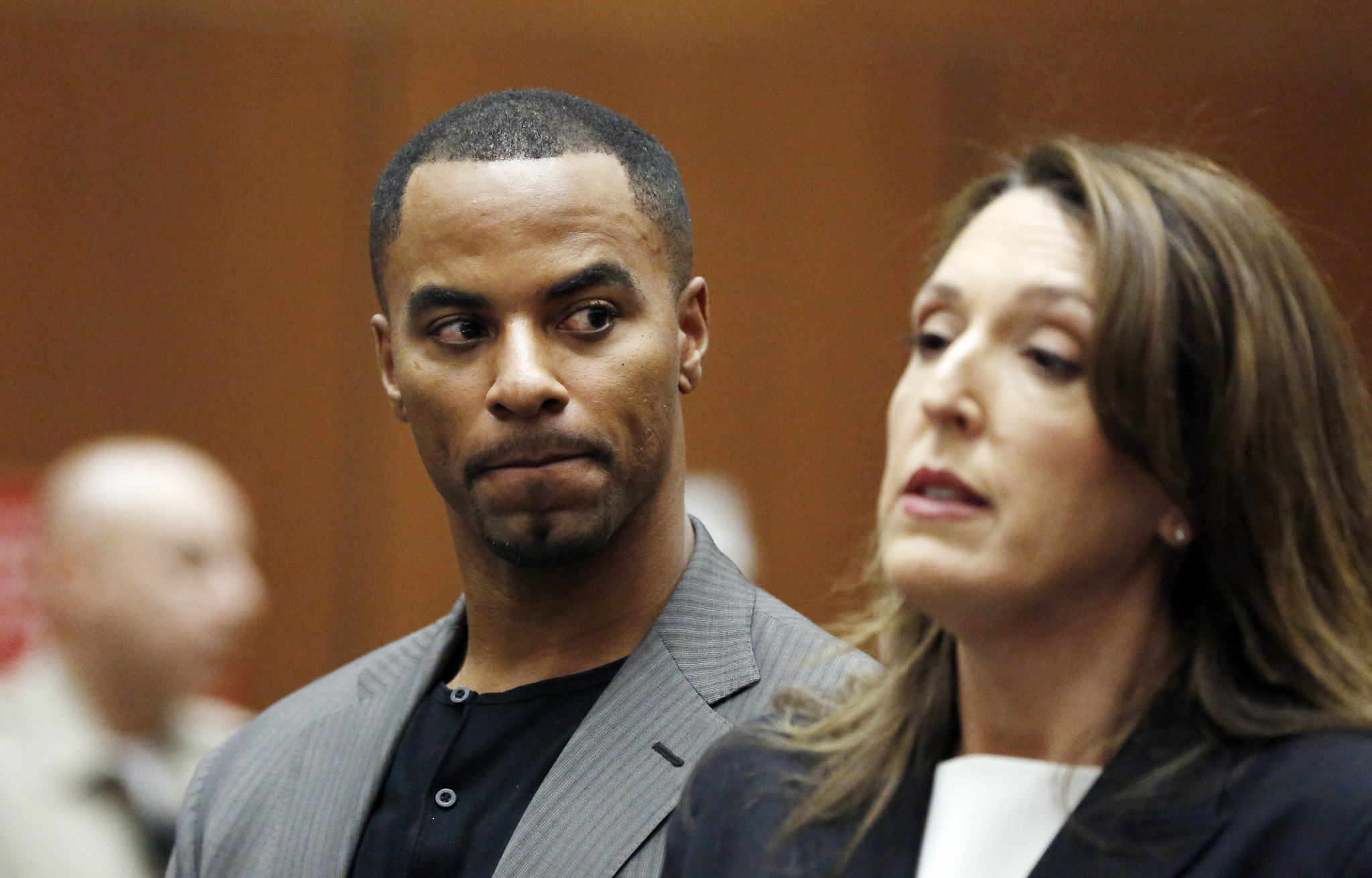 Darren Sharpers Pro Football Hall of Fame nomination causes