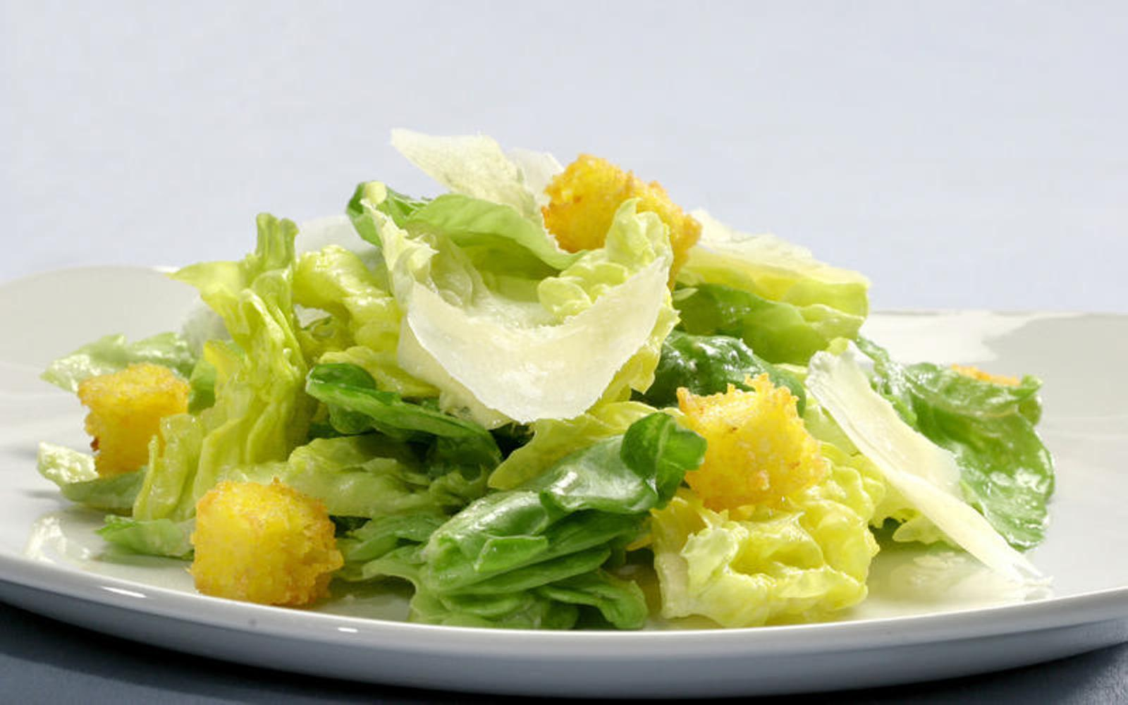 How to make the ultimate Caesar salad - Sun Sentinel