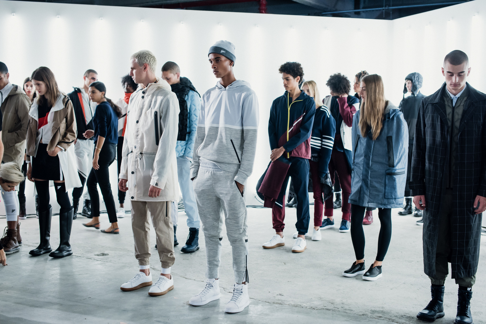 Designer Tim Coppens Leads Under Armour S New York Fashion Week Foray Baltimore Sun