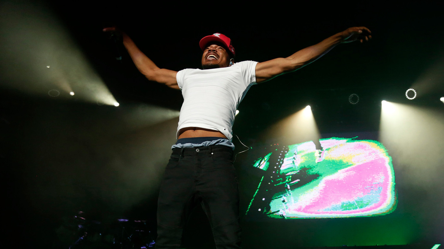 sunday on saturday night chance the rapper brings