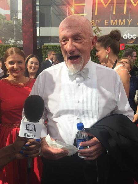 "Jonathan Banks of ""Better Call Saul"" (Yvonne Villareal / Los Angeles Times)"