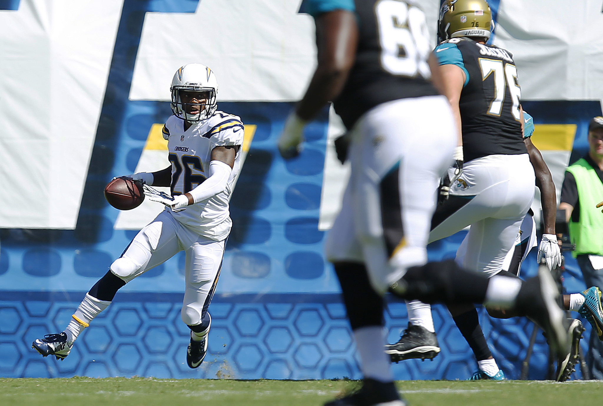 Acee Chargers can defend Sunday s performance The San Diego