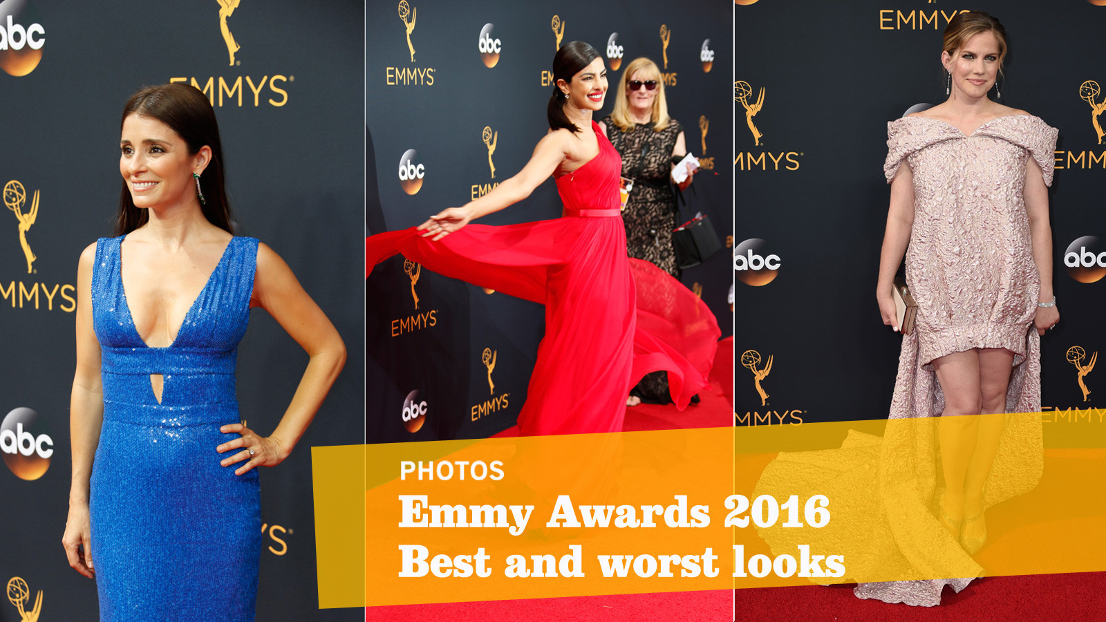 Emmy Awards 2016 | Best and worst dressed - The Morning Call Emmy Nomination