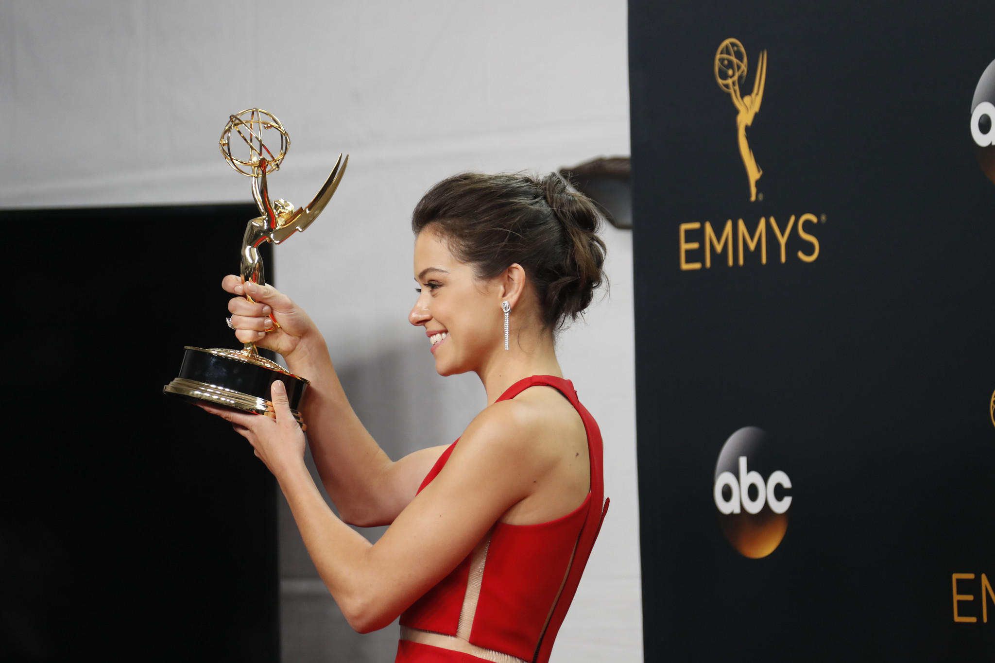 "Tatiana Maslany of ""Orphan Black."" (Allen J. Schaben / Los Angeles Times)"