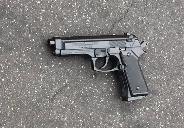 Black Kid Bb Gun