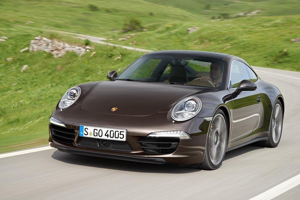 2017 Porsche 911 taps into all that is good - Chicago Tribune
