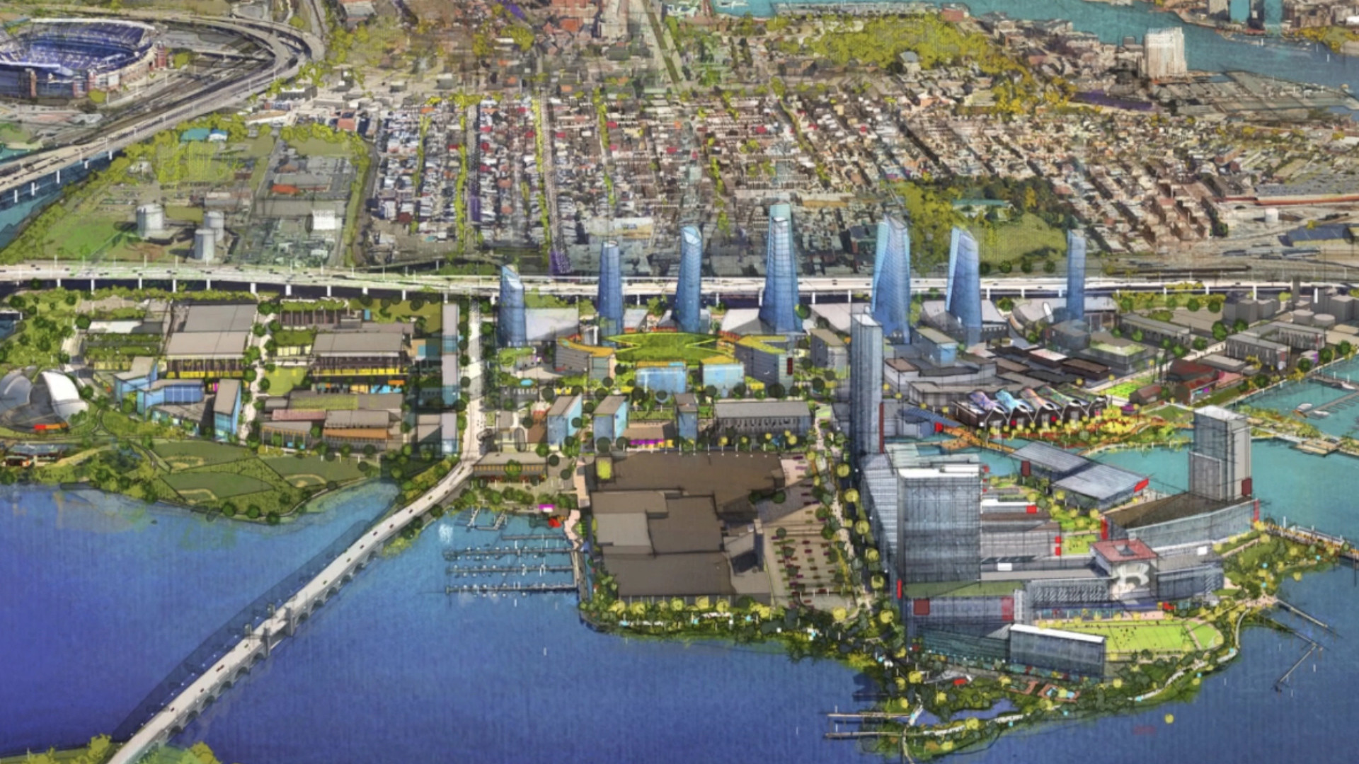 What 39 s next for the port covington project baltimore sun for The covington