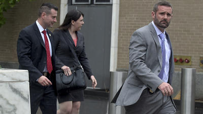 Jury Hears Testimony About Hartford Officer Shooting Of Family Dog