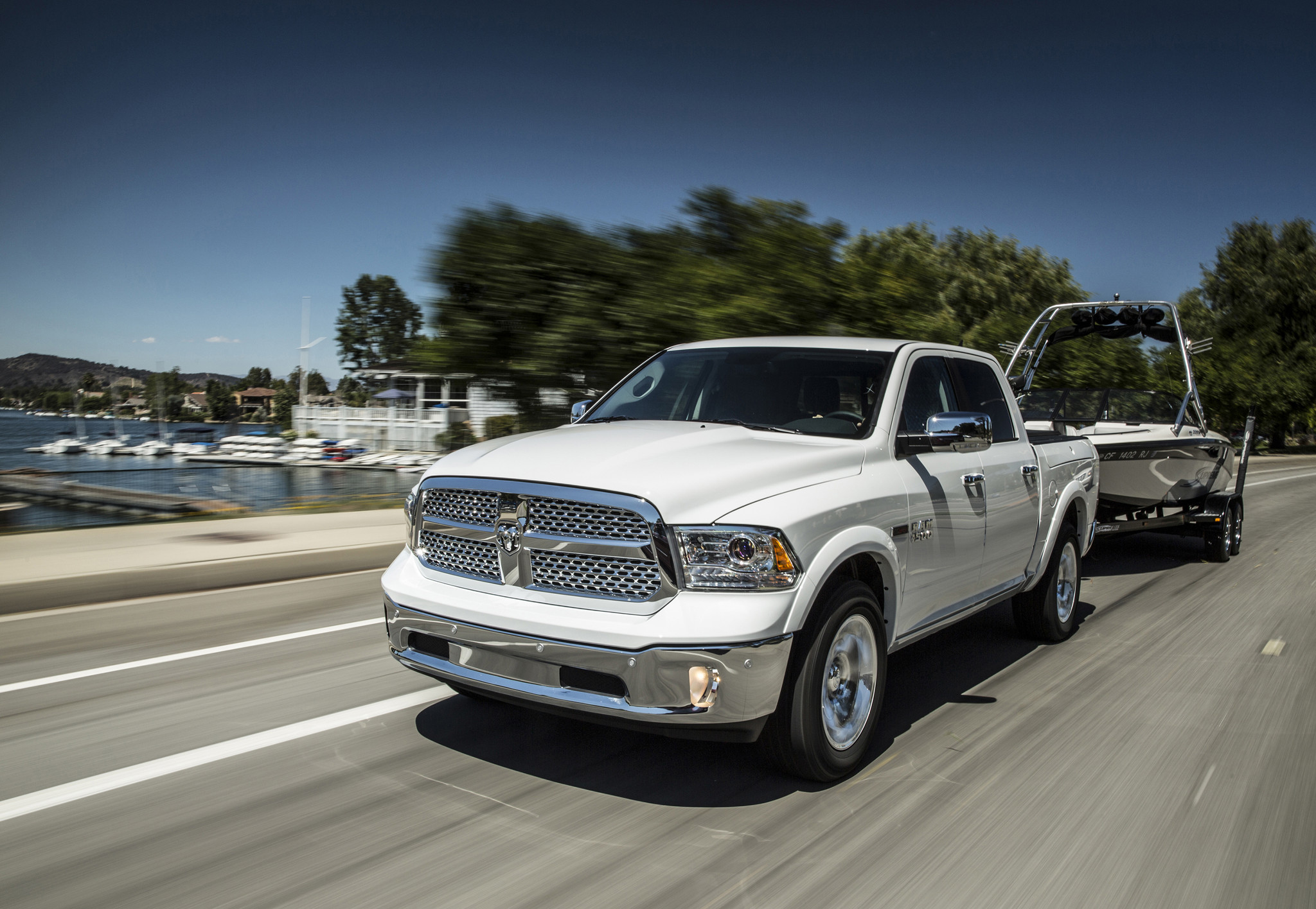 Ram 1500 EcoDiesel is built to tow The San Diego Union Tribune
