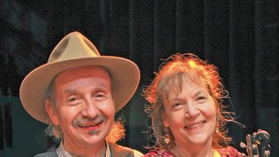 Renown Folk Duo's Swinging Spontaneity Coming To Sounding Board