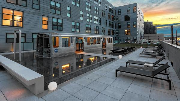 Transit-oriented housing in Chicago is back on track – Chicago Tribune