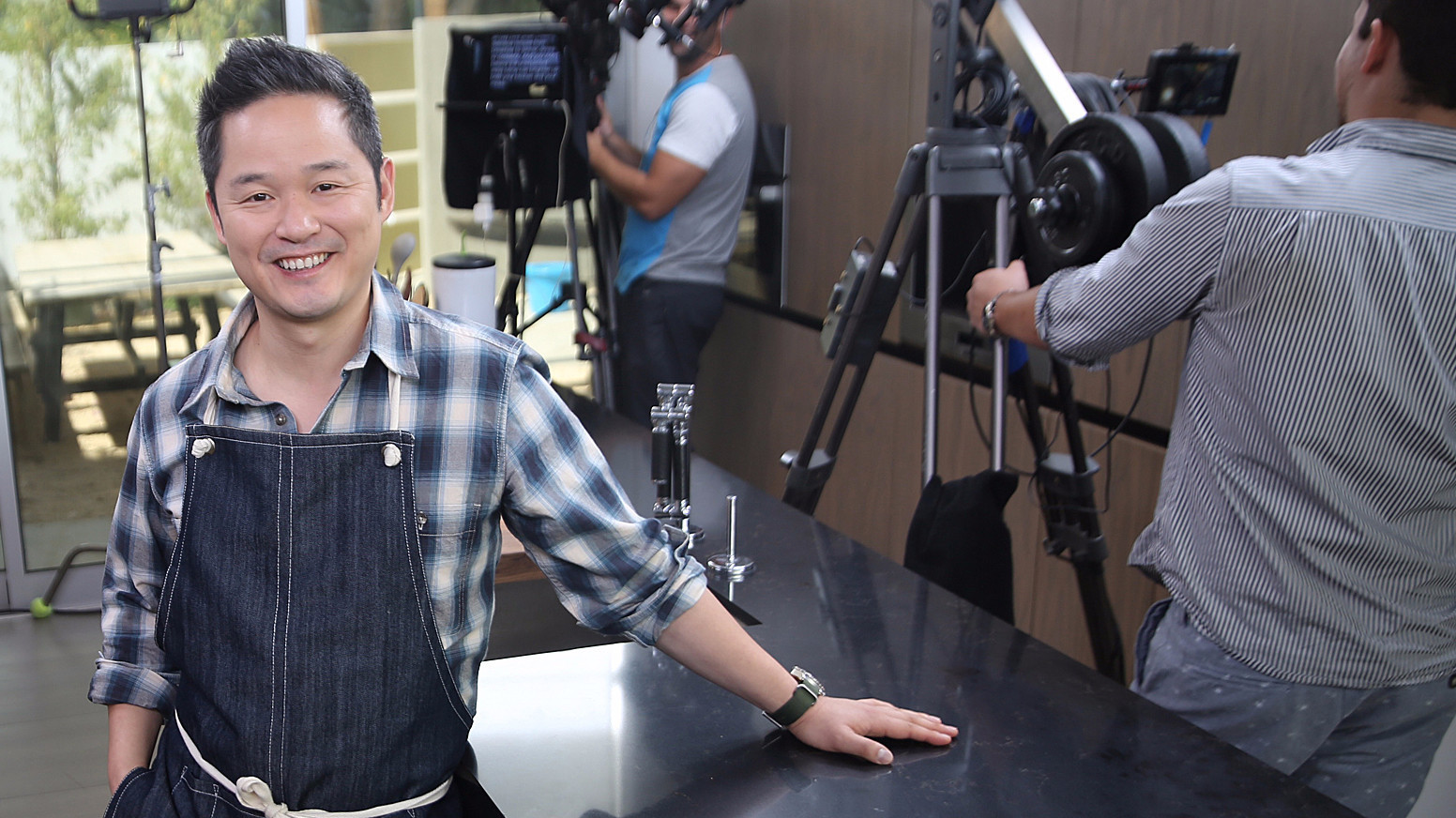 Lifestyle guru Danny Seo is spreading his passion for green living