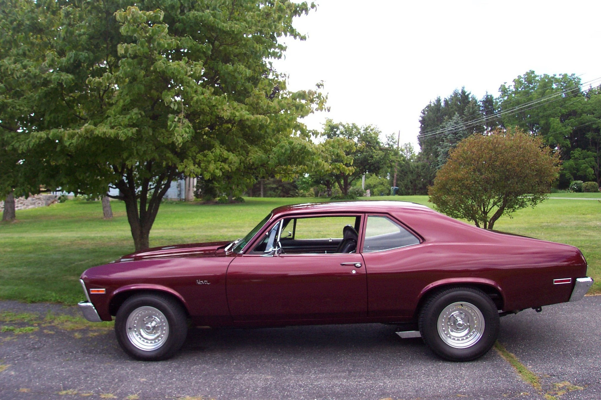 Best American Muscle Car >> 1972 Chevy Nova - The Morning Call
