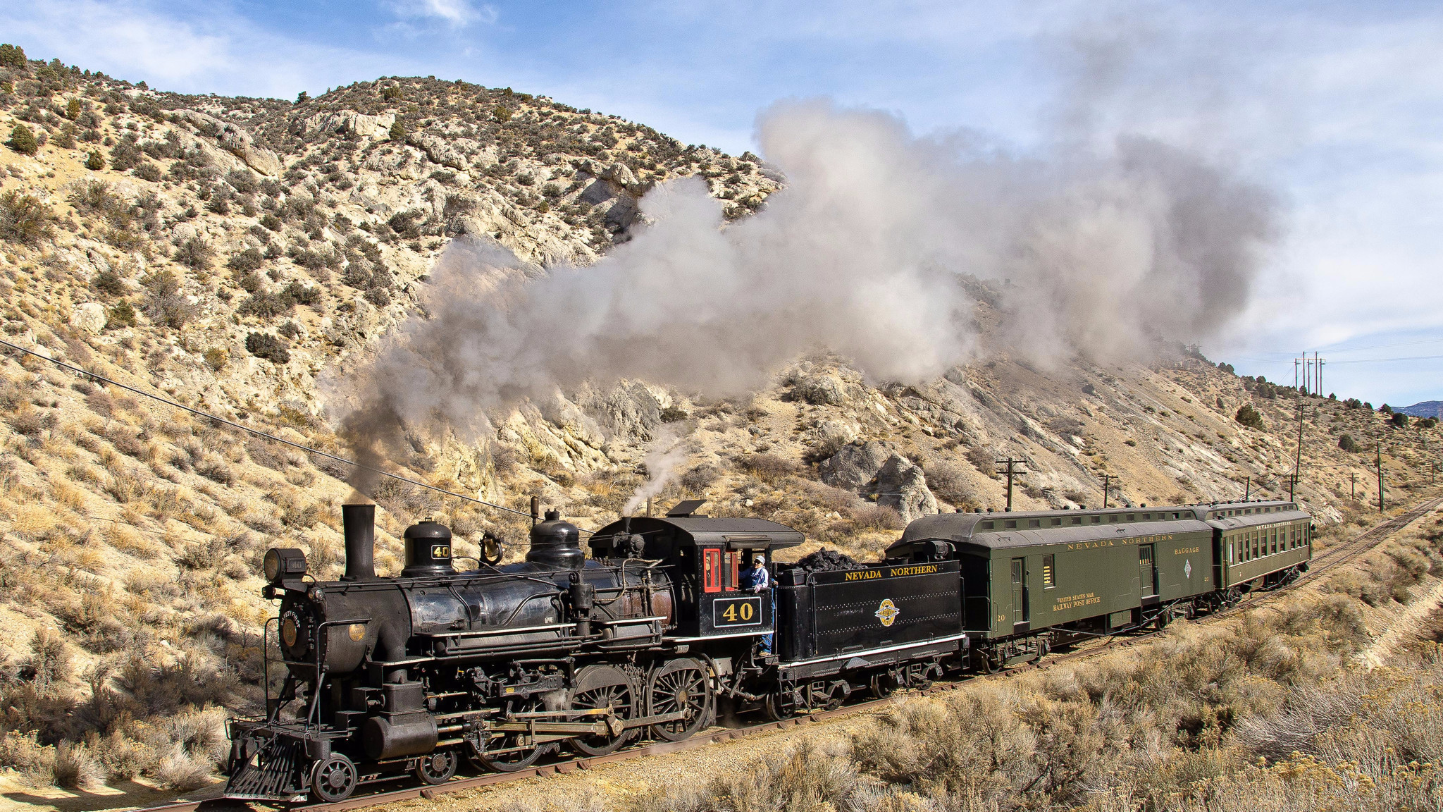 Weekend Escape Ely Nev Is A Train Buff S Dream Spot