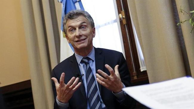 Macri diz ter gerado expectativas excessivas na Argentiva
