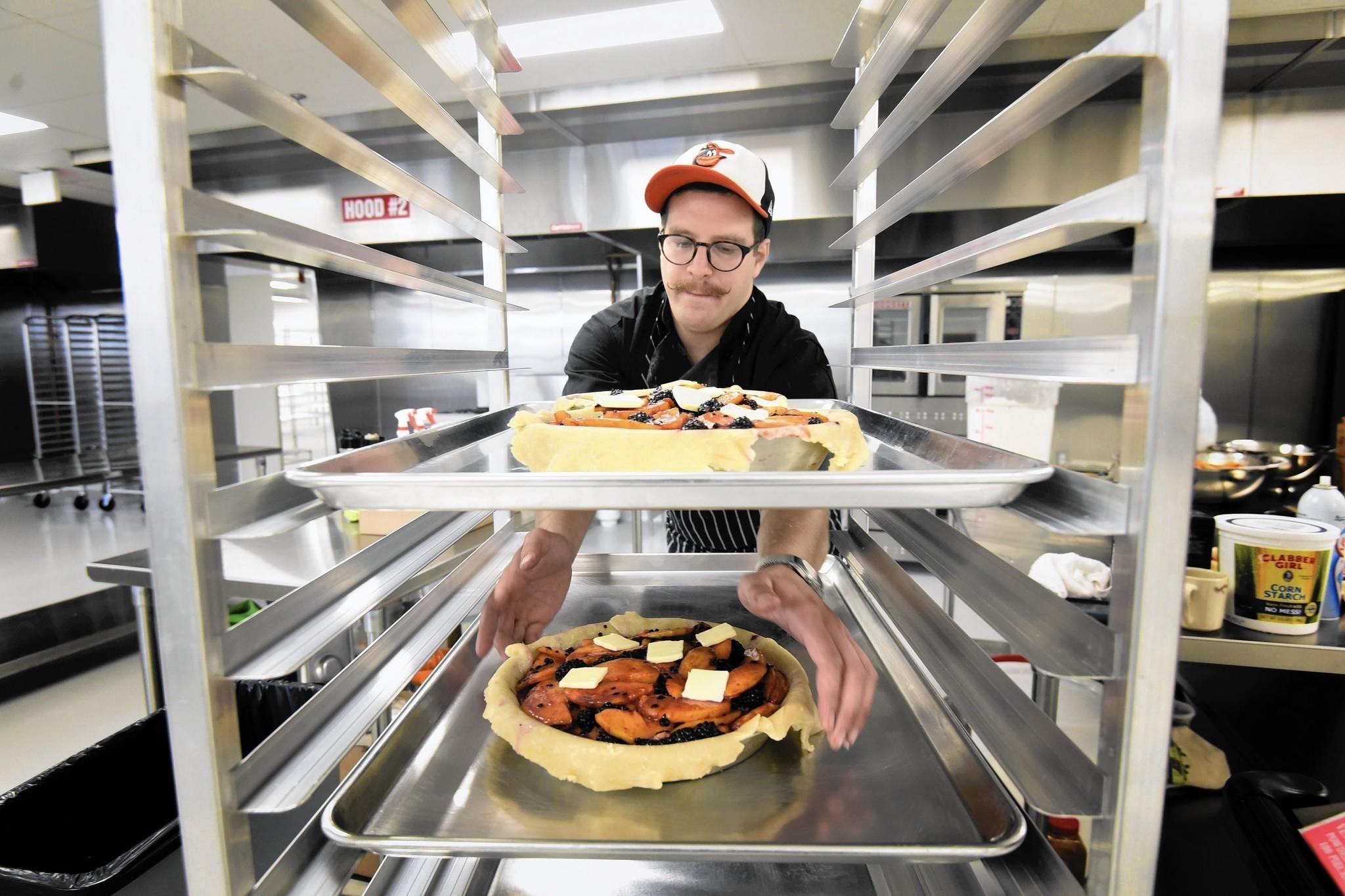 Food incubators take root in Baltimore - Baltimore Sun