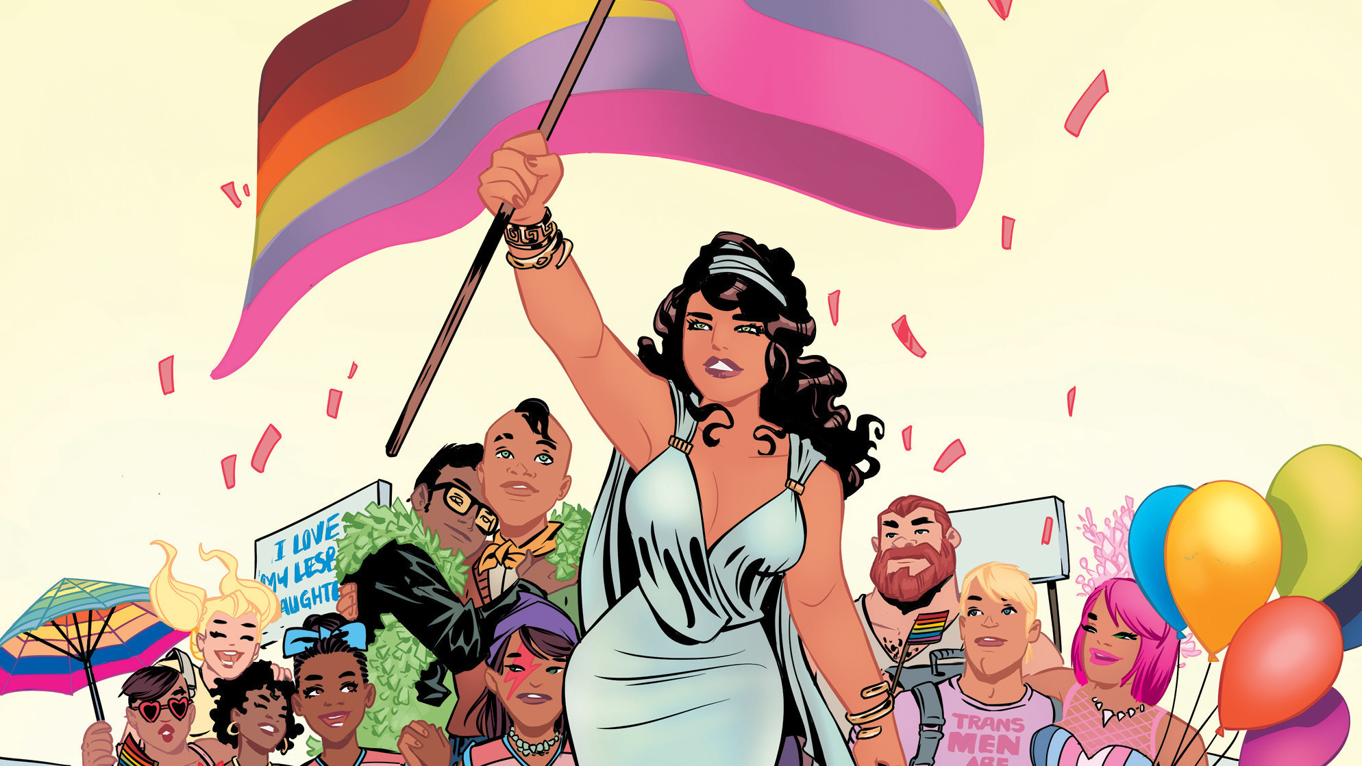 Resultado de imagem para Love Is Love comics