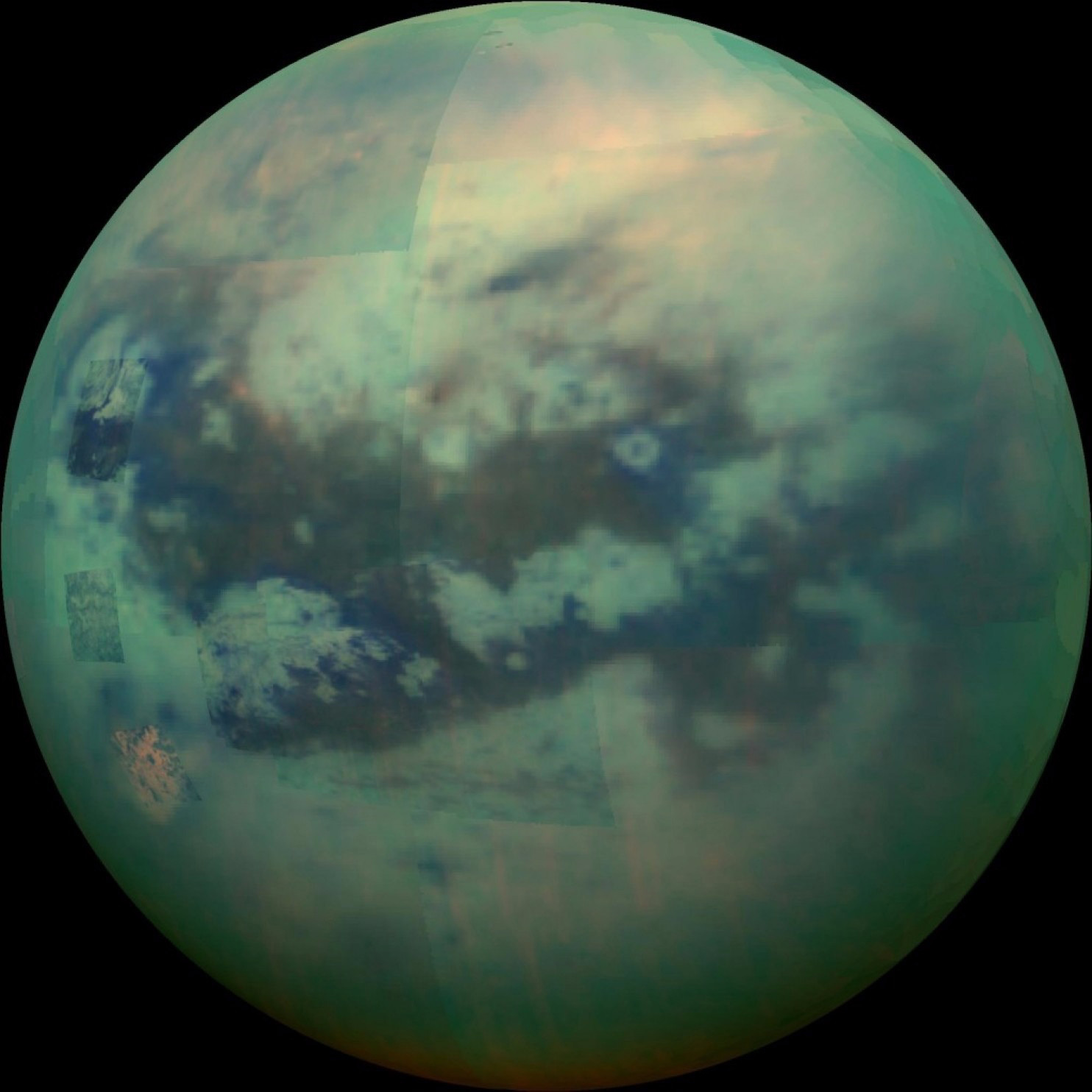 NASA spots an 'impossible' cloud on Titan — for the second time