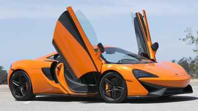 Apple is reportedly in talks to buy automaker McLaren